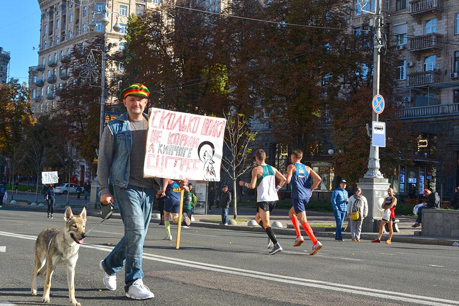Поддержка Wizz Air Kyiv City Marathon